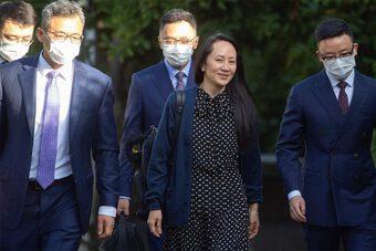 Mỹ đạt thỏa thuận phóng thích ''công chúa'' Huawei