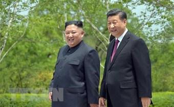 Triều Tiên nhấn mạnh mối quan hệ bền chặt với Trung Quốc