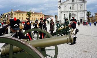 Thị trấn Palmanova - ''''Trận đồ bát quái'''' ở Italia