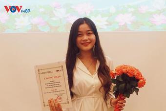 Hành trình trở thành MC, BTV, Tiktoker triệu view của cô nàng xứ Nghệ