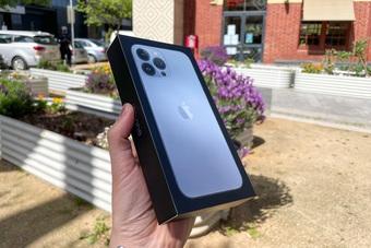 iPhone 13 Pro Max xách tay đổ bộ về Việt Nam, giá từ 46,5 triệu đồng