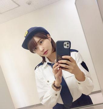 """""""Nữ cảnh sát xinh nhất Nhật Bản"""" làm cư dân mạng xao xuyến vì quá quyến rũ"""