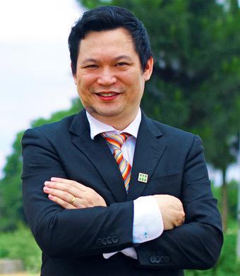 Doanh nhân Lưu Hải Minh: Người ngoại đạo nhưng không chịu đi tắt