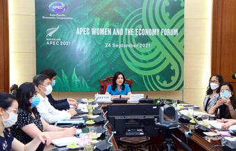 Nâng cao quyền năng kinh tế của phụ nữ giai đoạn hậu COVID-19