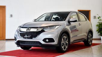 Giá xe Honda HR-V lăn bánh tháng 9/2021