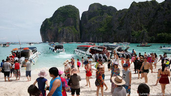 """Du lịch - ngành công nghiệp không khói của Thái Lan """"tan hoang"""" vì đại dịch Covid-19, vật vã từng bước tìm kịch bản mới tươi sáng hơn"""