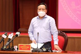 Phó Bí thư Hà Nội: Từng bước tiếp tục nới lỏng căn cứ vào thực tiễn