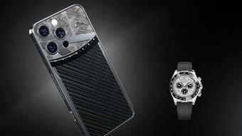 Bộ sưu tập iPhone 13 Pro xa xỉ nhất dành cho các dân chơi Rolex