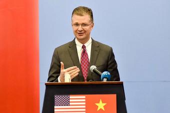 Cựu đại sứ Mỹ tại Việt Nam làm trợ lý ngoại trưởng