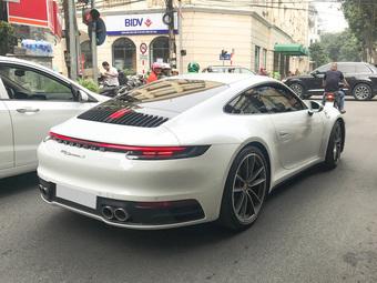 Nguyễn Quốc Cường khoe ''phượt'' cùng Porsche 911: Nha Trang - Hà Nội trong 16 tiếng, Hà Nội - Lào Cai tốc độ trung bình 123 km/h