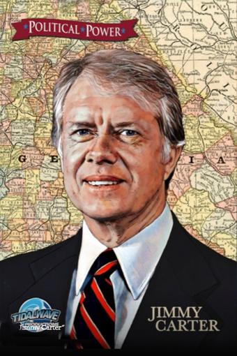 Cuộc đời cựu Tổng thống Mỹ Jimmy Carter lên… truyện tranh