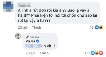 Người em thân thiết của Hoài Linh phản hồi tin đồn rút đơn kiện nữ đại gia