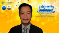 3 trường học Việt Nam đạt chứng nhận ''Trường học điển hình Microsoft''