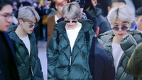 Jimin BTS biến mọi nơi thành sàn ''catwalk''