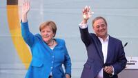 Người Đức đi bầu cử, bà Merkel ủng hộ ''người xây cầu''