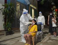 Hà Nam tập trung xét nghiệm, tiêm chủng, tăng cường biện pháp phòng, chống dịch