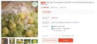 """Cốm xanh Tú Lệ đặc sản Tây Bắc vào mùa """"rẻ chưa từng có"""" giá bán chợ mạng chỉ 50 ngàn/kg"""