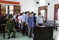 Tuyên án sơ thẩm đối với 18 bị cáo trong vụ lộ đề thi công chức