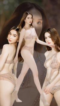 Ngọc Trinh mặc bikini bé bằng 3 ngón tay, có cả loại nhìn thấu