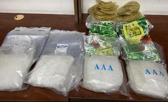 Cục Hải quan Tp.HCM phát hiện ma túy giấu trong sứa biển