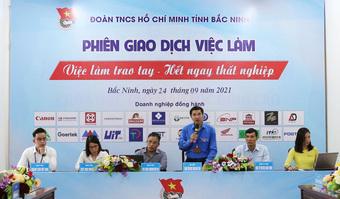 Bắc Ninh: Hàng nghìn việc làm chờ đón người lao động