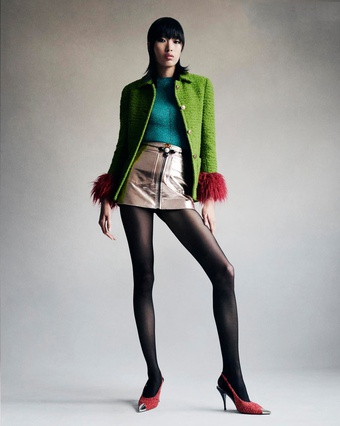 Người mẫu Phương Oanh: Từ thất bại ban đầu đến hành trình sải bước trên sàn catwalk quốc tế