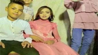 Cảnh sát Ai Cập kịp thời ngăn chặn lễ đính hôn của cô dâu 11 tuổi và chú rể 12 tuổi