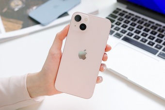 Trên tay iPhone 13, iPhone 13 Pro, 13 Pro Max tại Việt Nam
