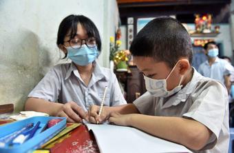 Tập huấn giáo viên hỗ trợ trẻ mồ côi