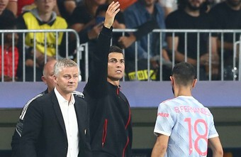 Ronaldo muốn huấn luyện Man Utd