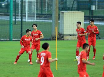 Đội tuyển Việt Nam đón tin vui trước hai trận đấu quan trọng