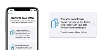 Chuyên gia Apple hướng dẫn cách chuyển dữ liệu sang iPhone mới nhanh nhất
