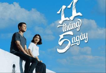''11 tháng 5 ngày'': Hé lộ cảnh quay ''nụ hôn biệt ly'' của Đăng và Nhi?