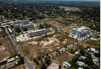 Đà Nẵng đầu tư 227 tỷ xây dựng khu tái định cư cho dự án Làng Đại học