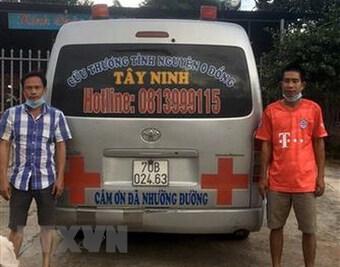 Gia Lai: Xử phạt tài xế điều khiển xe cấp cứu chở người trái phép