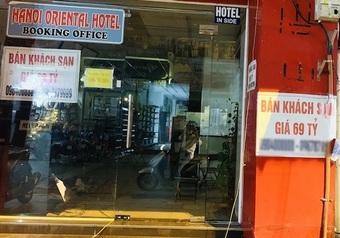 Nỗi khổ của ''đại gia'' phía sau cảnh bán tháo khách sạn