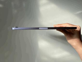 Ảnh thực tế iPad mini (2021) vừa bán ra tại Mỹ