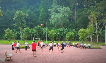 Trung tâm Điều dưỡng người có công Lạng Sơn: Xây dựng môi trường sống xanh, sạch, đẹp