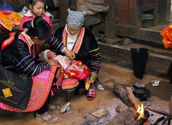 Hơn 2 triệu USD hỗ trợ giảm tình trạng tử vong mẹ tại các vùng dân tộc thiểu số