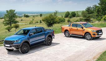 Ford Ranger được một số đại lý giảm giá hơn 70 triệu đồng