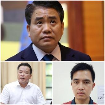 Làm lợi cho công ty gia đình, ông Nguyễn Đức Chung chỉ đạo mua bán ''lòng vòng'' chế phẩm Redoxy-3C thế nào?