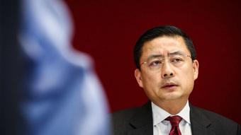 Một trong hai lãnh đạo HNA bị cảnh sát Trung Quốc bắt là công dân Mỹ
