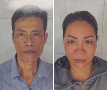 Bắt đôi nam nữ đột nhập nhà dân trộm cắp điện thoại đắt tiền