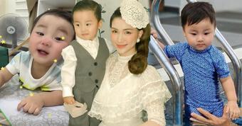 Hòa Minzy không muốn con trai theo nghệ thuật