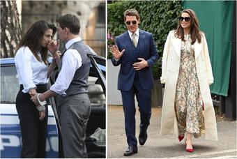 Tom Cruise chia tay Hayley Atwell