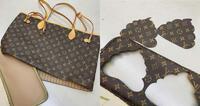 HyunA 'chơi lớn' cắt túi LV để làm áo, xinh đẹp lại nhiều tiền là đây!