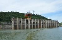 Nước về các hồ chứa thủy điện lưu vực sông Đà thiếu hụt nghiêm trọng