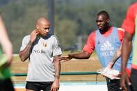 Thierry Henry đứng trước khả năng gia nhập Barcelona