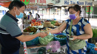 Chợ truyền thống tại TPHCM sẵn sàng mở cửa trở lại