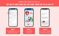 Dai-ichi Life Việt Nam triển khai Chương trình hỗ trợ tư vấn sức khỏe miễn phí từ xa cho F0